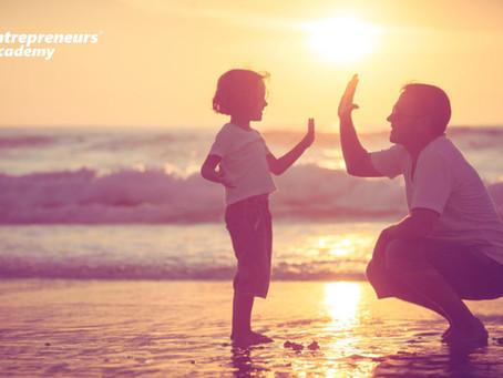 How to Raise Entrepreneurial Children