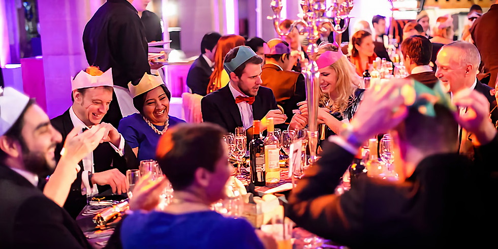 Christmas Gala Dinner (event cancelled due to Covid 19)