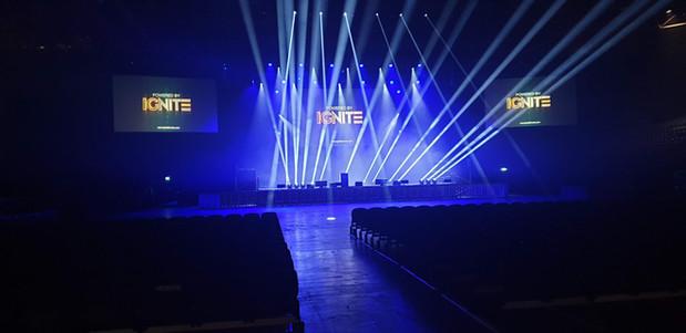 IGNITE EVENTS, IGNITE AV, EVENT PRODUCTION