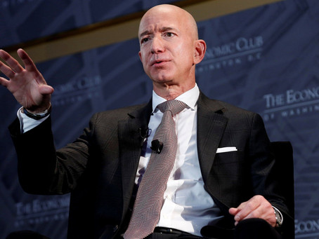 Jeff Bezos Plans to Step Down as Amazon's CEO in Q3 of 2021