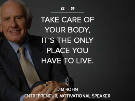 15 of Jim Rohn's Most Motivational Quotes
