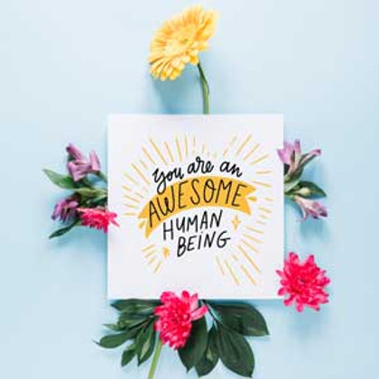 Gift Card - Affirmations