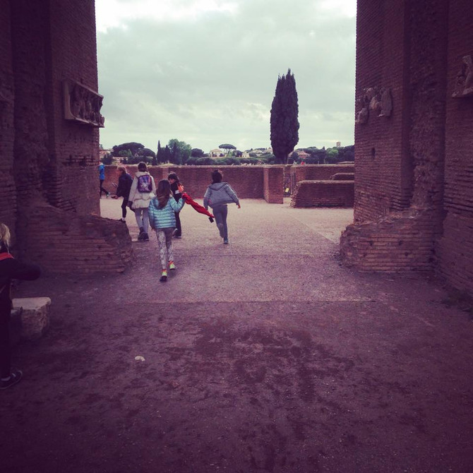 Welcome to Children in Rome!