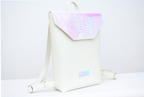 Pure MIDI - holographic backpack
