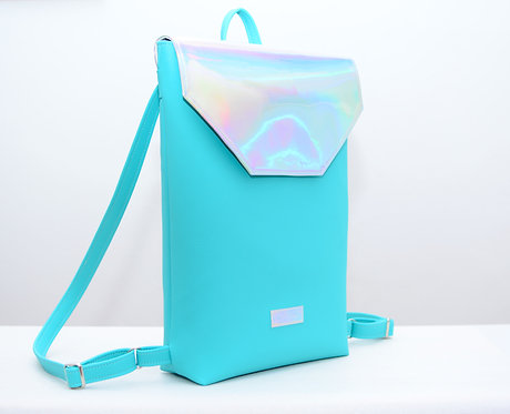 JADE - holographic backpack