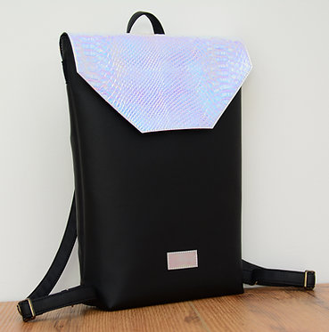 Black Snake - holographic backpack