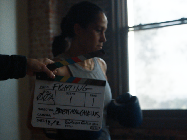 Fighting - Short Film - Writer/Director