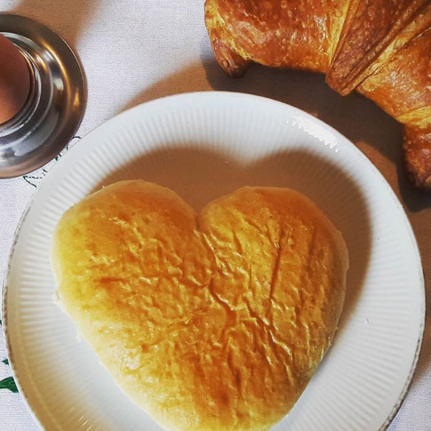 #goodmorning #breakfastwithlove #omi 💜