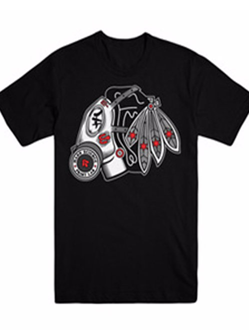 Madd Blackhawks Tee