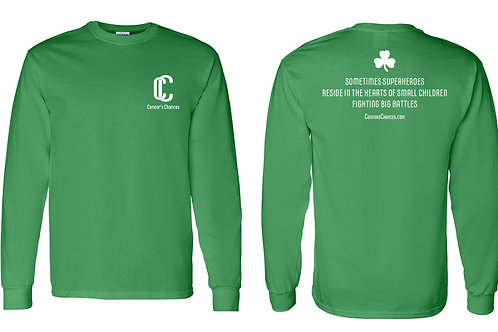 CONNOR'S CHANCES FUNDRAISER TEE
