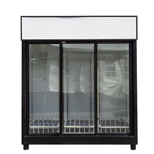 Réfrigérateur 3 portes vitrées (1035)