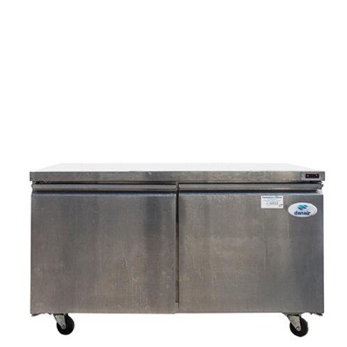 Table de travail réfrigérée 5pi (1003)