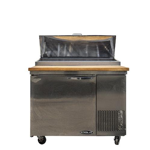 Comptoir réfrigéré à salade 4pi (1016)