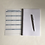 Thumbnail: White Tiger A5 Lined Notebook