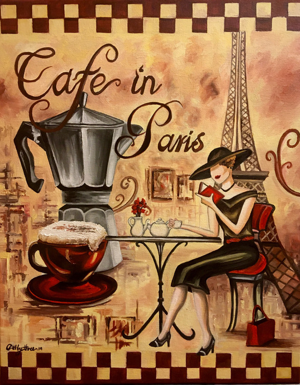 Cafe Paris.