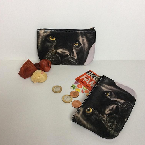 Black Panther Coin Purses