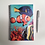 Thumbnail: Tropical Fish A5 Lined Notebook