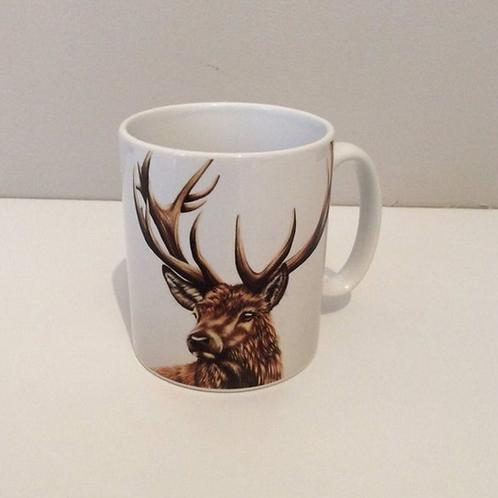 Highland Stag Mug
