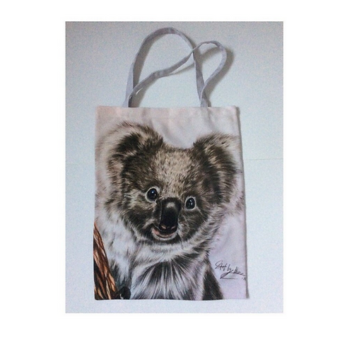 Koala Bear Tote Bag For Life