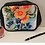 Thumbnail: Floral Toiletry Cosmetic Bag