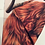 Thumbnail: Highland Cow Bag For Life
