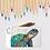 Thumbnail: Sea Turtle Pencil Case-Cosmetic Bag