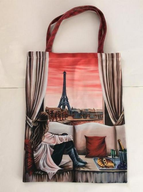 Parisian Dreams Tote Bag For Life