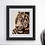 Thumbnail: White Tiger Art Print