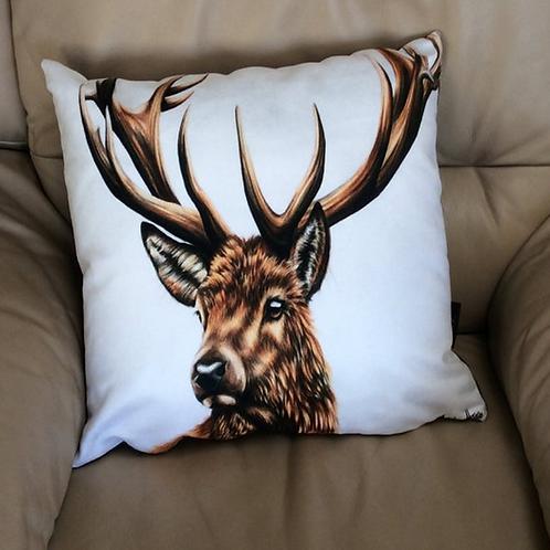 Highand Stag Vegan Friendly Cushion