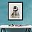 Thumbnail: Cute Baby Penguin Fine Art Print