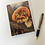 Thumbnail: Red Fox Drawing Fine Art Card Blank