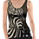 Thumbnail: LADIES Zebra Vest T Shirt