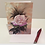 Thumbnail: Rose Art Cards, Floral Cards For Her, Anniversary Card, Sympathy