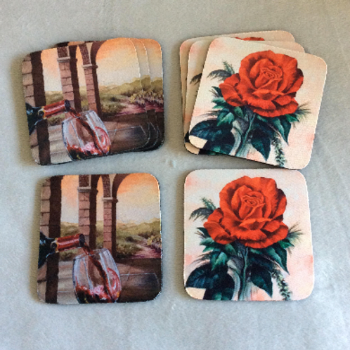 Coasters Set of Four