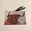 Thumbnail: Highland Cow Pencil Case/ Cosmetic Bag
