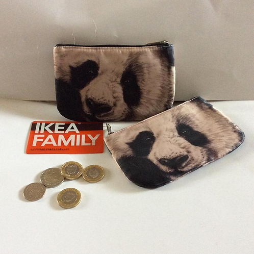 Giant Panda Coin Purses