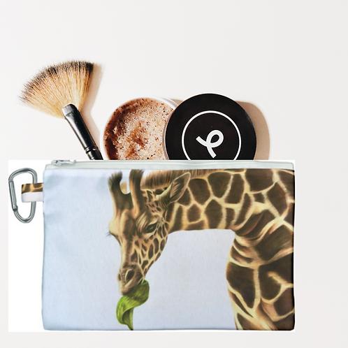 Giraffe Pencil Case-Cosmetic Bag