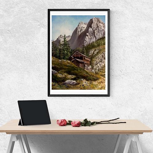 Dolomites Italy Fine Art Print