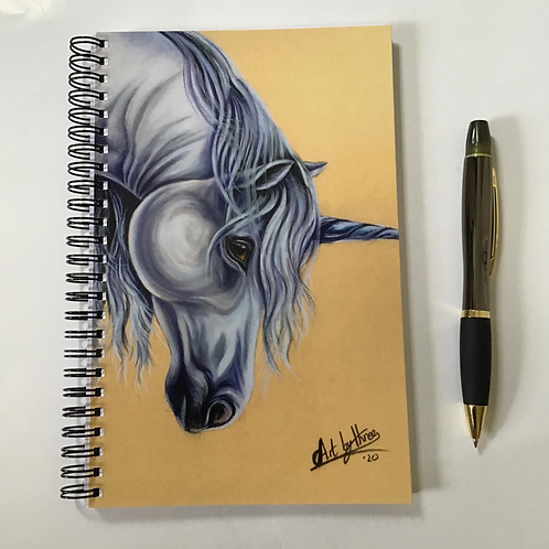 Unicorn  Lined Notebook