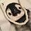 Thumbnail: Penguin Chick Rope Tote Bag