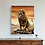 Thumbnail: Lion Original Oil Painting
