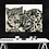 Thumbnail: Two Snow Leopards Drawing Fine Art Print