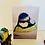 Thumbnail: Blue Tit Drawing Fine Art Card Blank