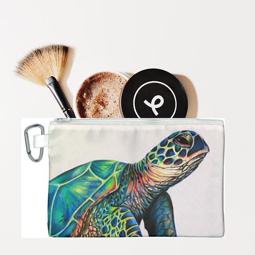 Sea Turtle Pencil Case-Cosmetic Bag