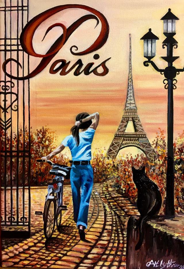 Parisian Pathways