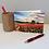 Thumbnail: Poppy Field Fine Art Card