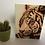 Thumbnail: White Tiger Card, Wildlife Art Card