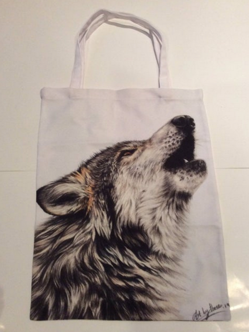 Howling Wolf Bag For Life