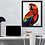 Thumbnail: Red Macaw Parrot Fine Art Print