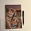 Thumbnail: Two Lions Snuggling A5 Lined Notebook